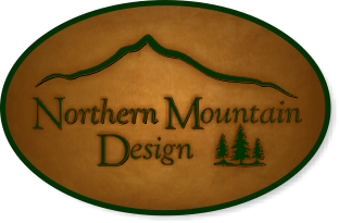 Northern Mountain Design Logo